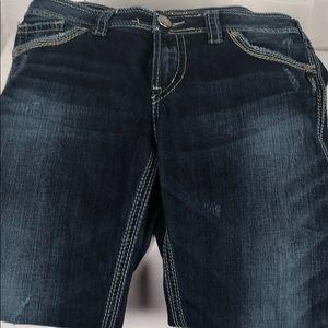 Silver Suki Women's 31/32 Jeans